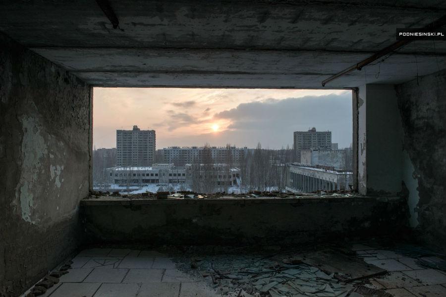 Arkadiusz wciąż wraca do Czarnobyla
